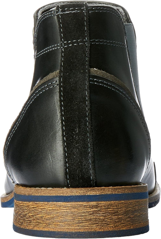 Wild Rhino Men's Diego Shoes Black (BLACK)