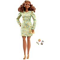 Mattel Barbie DYX64 – Collector the Look doll Dazzeling tarih, oyuncak