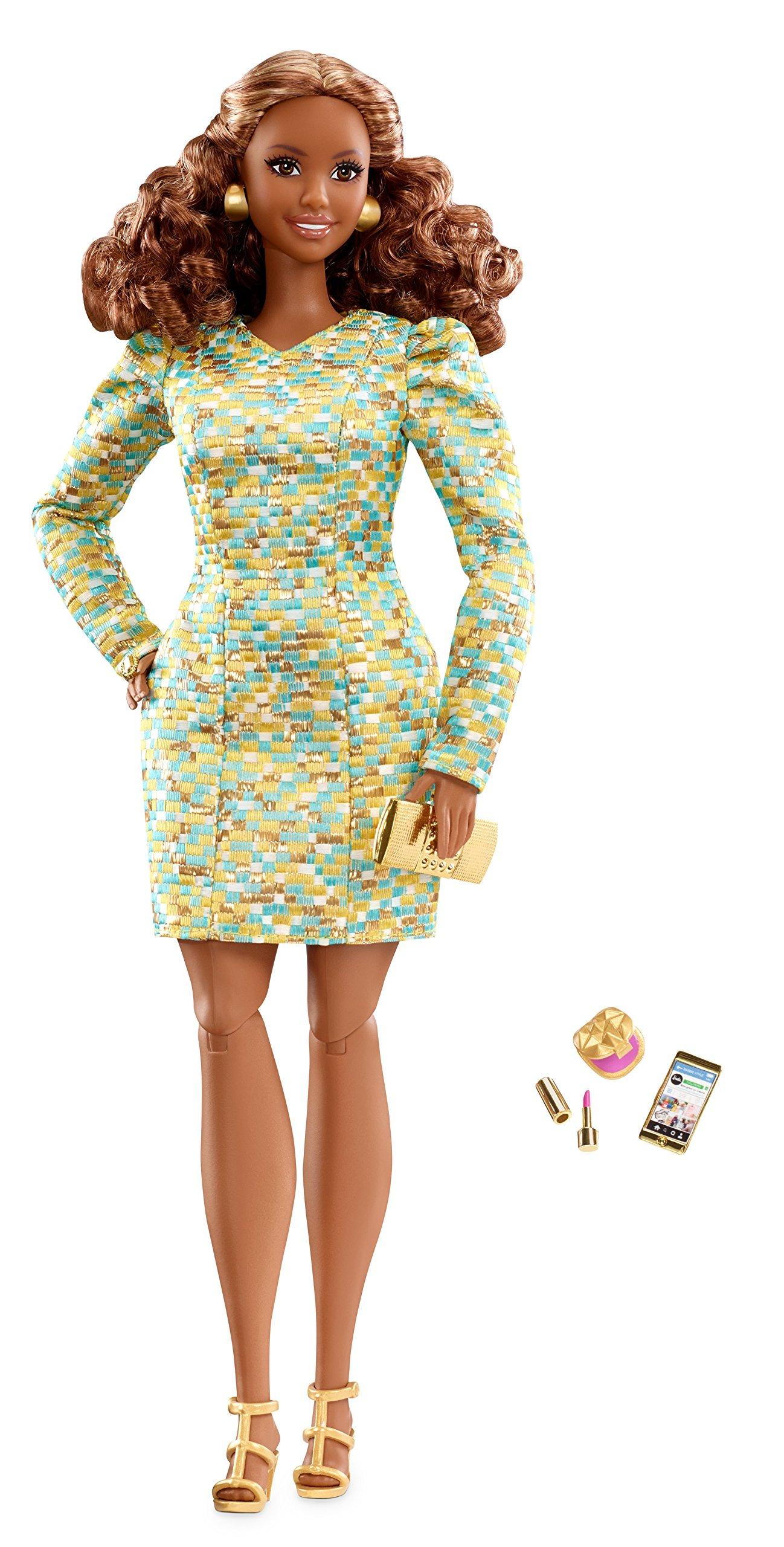 Barbie The Look Doll, Metallic Mini