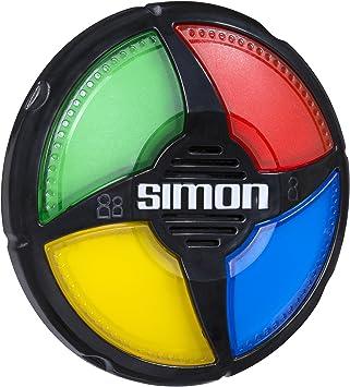 Hasbro - Juego de Viaje Simon Micro Series: Amazon.es: Juguetes y ...