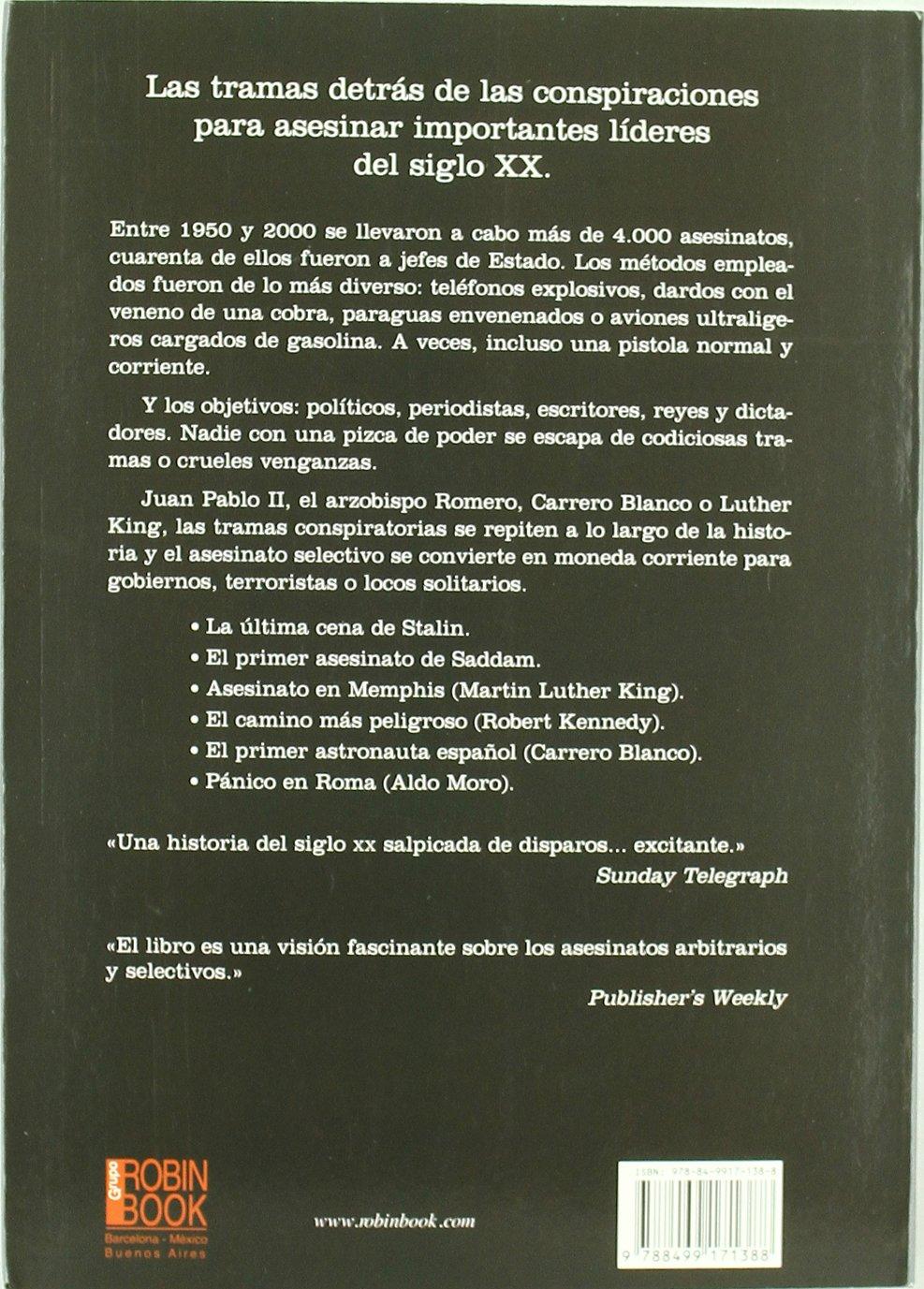 LIBRO NEGRO DEL SIGLO XX, EL. Una crónica criminal de la historia: 9788499171388: Amazon.com: Books