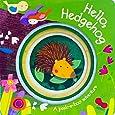 Hello, Hedgehog (Die-Cut Animal Board)