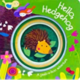 Hello, Hedgehog (Die-Cut Animal Board)