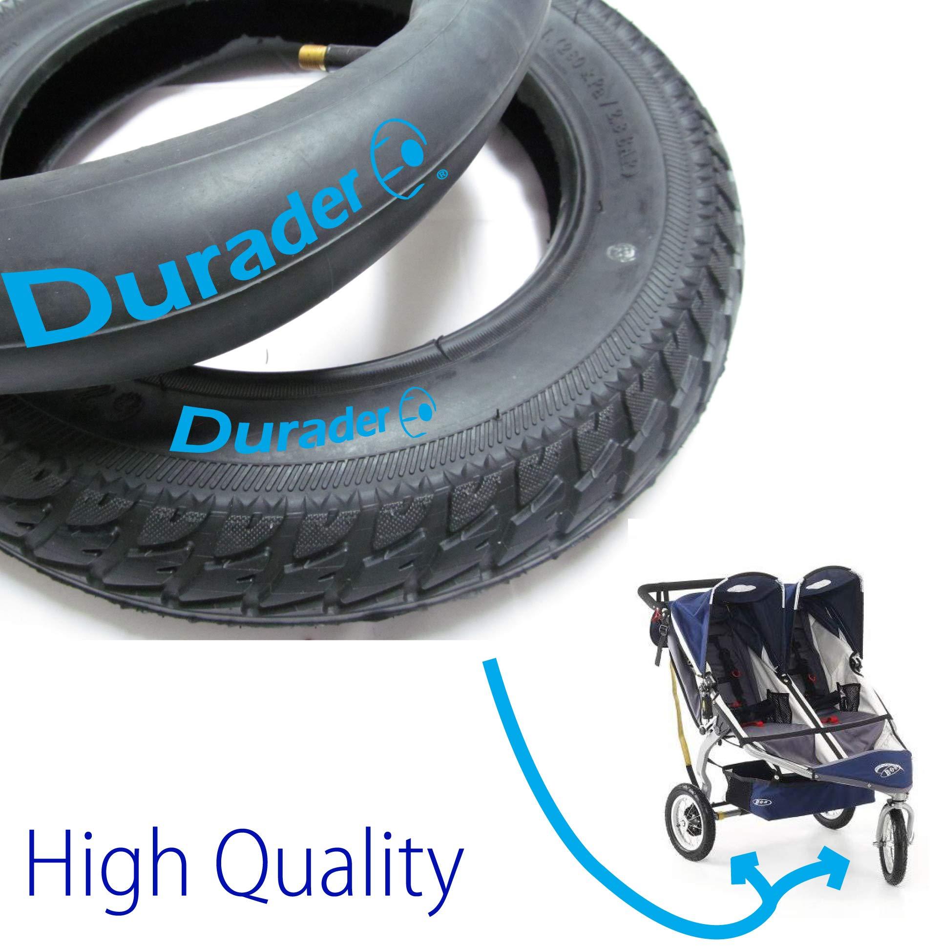 BOB Double Revolution AW Stroller (tire & Tube)