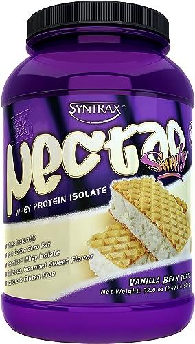 Syntrax, Nectar Sweets, Vanilla Bean Torte, 2 Lb