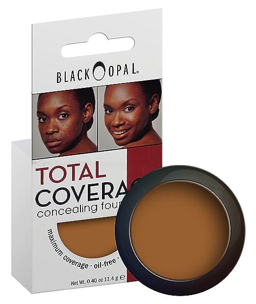 Amazon.com : Black Opal Total Coverage Concealer 0.4oz Beauty Bronze (2 Pack) : Beauty