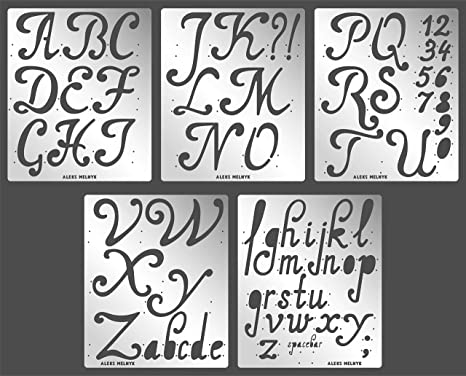 Aleks Melnyk #56 Metal Journal Stencils/Alphabet Letter Number, ABC on letter of interest, letter to employees about change, letter background, letter format, letter of community service, letter of credit, letter business, letter texture, letter of resignation from employment, letter e crafts to make with preschoolers, letter font, letter a craft, letter layout, letter of recommendation for a teacher, letter from pastor to church, letter pattern, letter gift tags, letter requesting termination of services, letter page, letter writing,