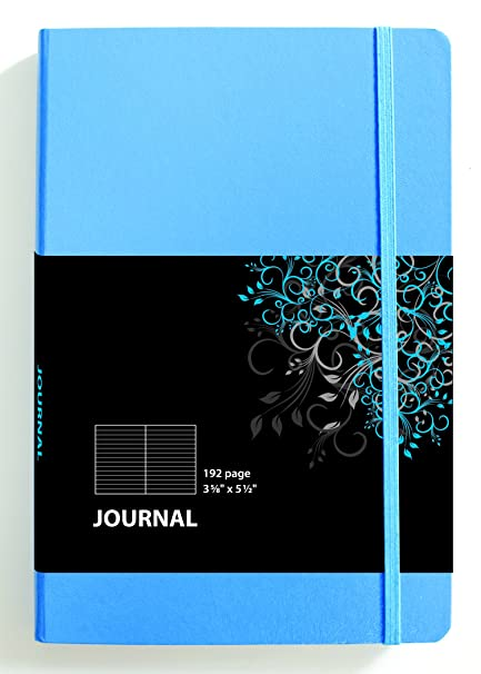 14375ab4ec Amazon.com   Vanguard Compact Sized Cream Lined Page Journal ...