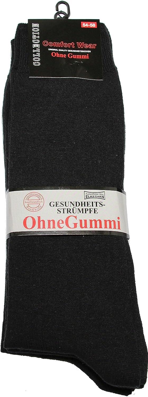 SOFT-RAND colori assortiti. 3 serie salute calze uomo cotone