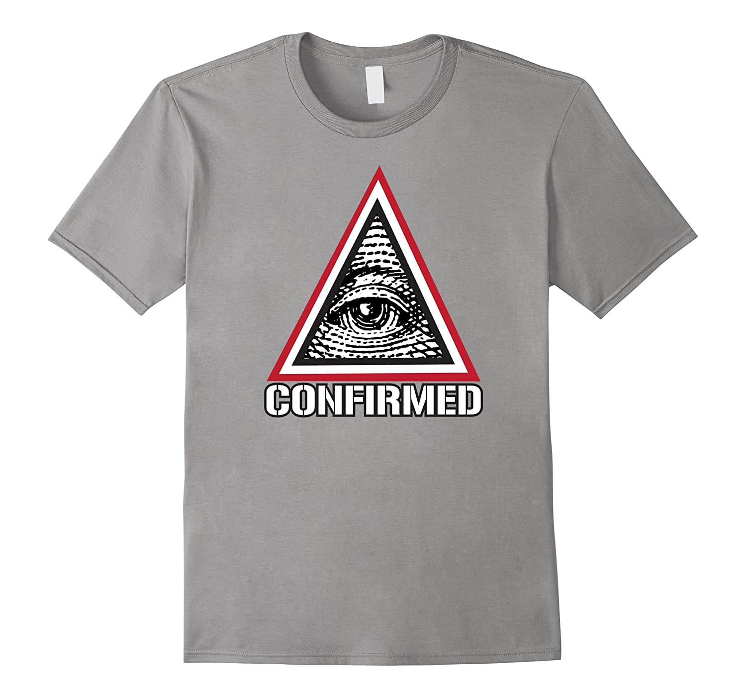 Illuminati Confirmed Eye of Providence Shirt-BN