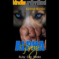 ALPHA PREY: 11 Book Bundle