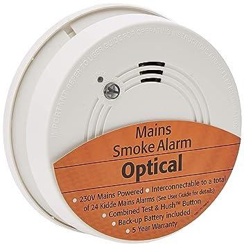Kidde K20C Professional - Detector y alarma de humo (óptico): Amazon.es: Bricolaje y herramientas