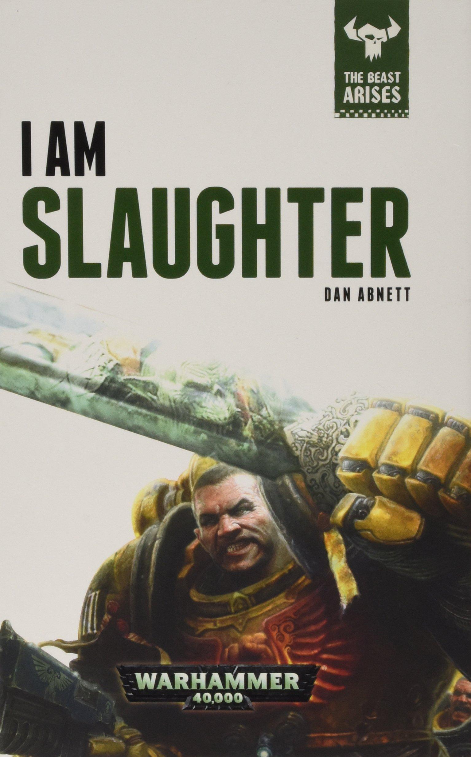 I Am Slaughter PDF ePub ebook