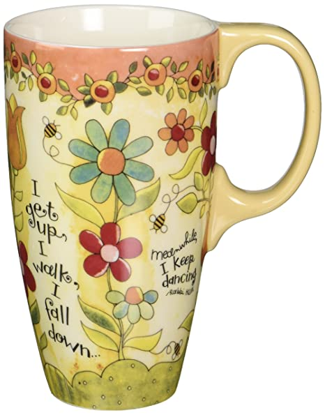 c64159bdddc Amazon.com | LANG - 18 oz. Ceramic Latte Mug -