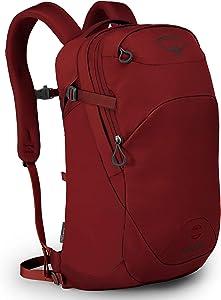 Osprey Apogee Men's Laptop Backpack, Rivet Red