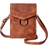 MINICAT Women Portable Small Crossbody Bags Cell Phone Purse Wallet With Credit Card Holder