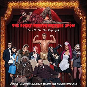 Complete soundtrack from the fox television broadcast the rocky the rocky horror picture show bookmarktalkfo Gallery