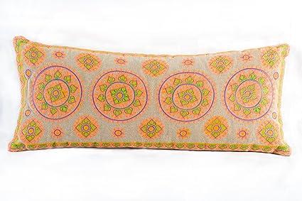 Amazon Mandala Life ART Tribal Lumbar Throw Pillow INSERT Custom Long Lumbar Pillow Insert