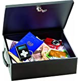 Master Lock Key lockable storage box for valuables