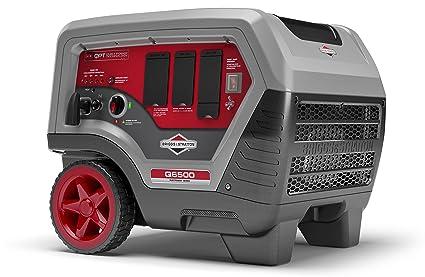 briggs & stratton portable generator repair manual
