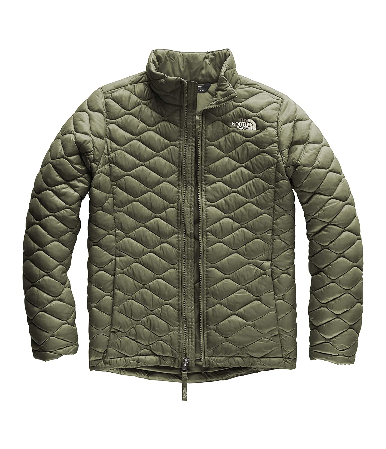 5bea41c69a07 Amazon.com  The North Face Girl s Thermoball Full Zip Jacket  Clothing