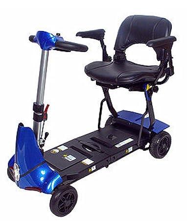 Amazon.com: SOLAX movilidad – Mobie Plus – Patinete plegable ...