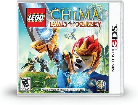 Warner Bros LEGO Legends of Chima - Juego: Amazon.es: Videojuegos