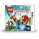 LEGO Legends of Chima: Laval's Journey - Nintendo 3DS
