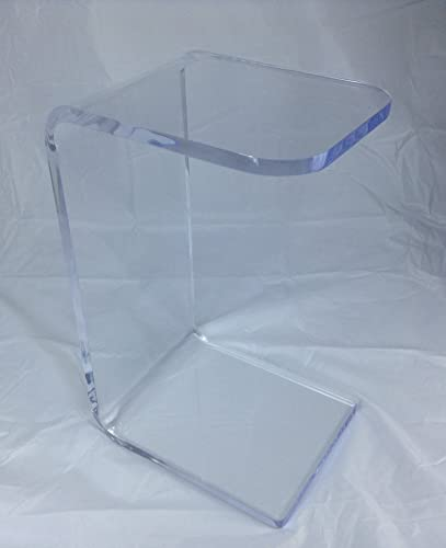 One Stop Plastic Shop Clear Acrylic Sofa Table