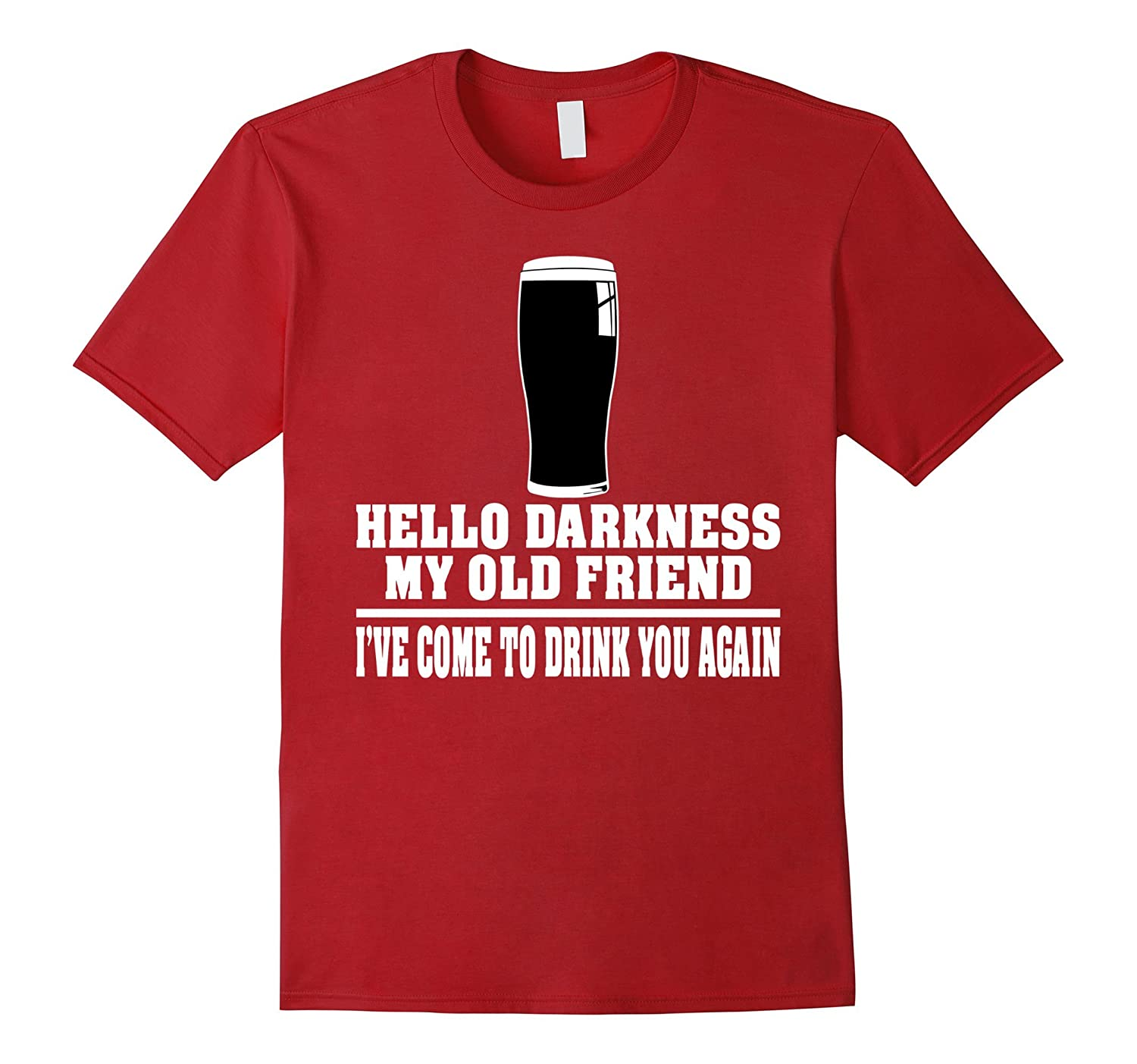 Hello Darkness my old friend Tshirt