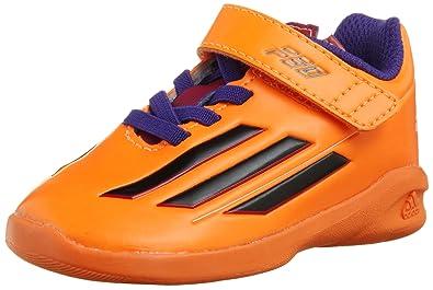 release date: c8805 6dea3 adidas Unisex - Child F50 adizero EL I Trainers Orange Orange (Solar  ZestBlack