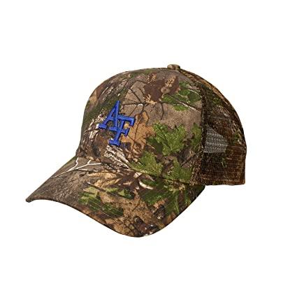 new style 53539 5ee8d NCAA Air Force Falcons Adult Unisex Dynasty Hat Realtree APAdjustable