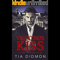Valentino's Kiss (New Immortals Book 1)