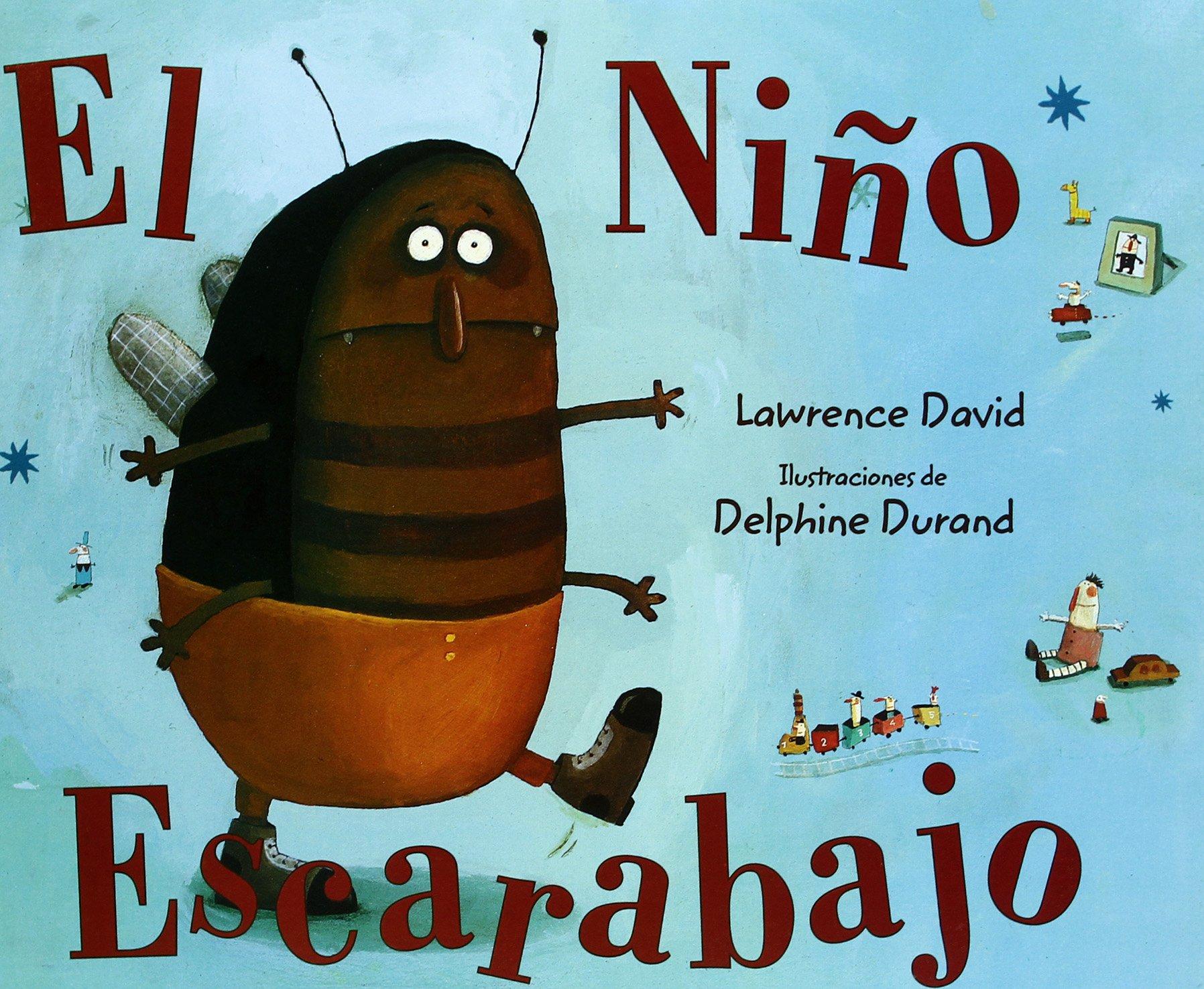 El Niño Escarabajo Infantiles Amazones David H