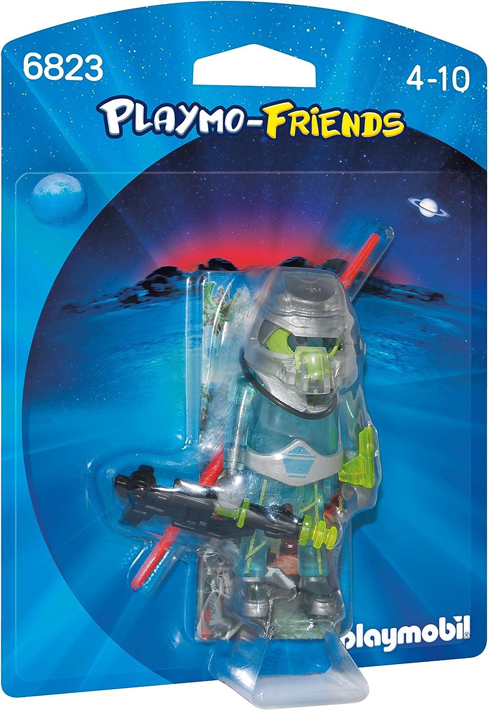 PLAYMOBIL - Guerrero del Espacio (68230)