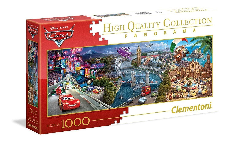Clementoni 39446 Clementoni-39446-ディズニー パノラマ パノラマ Clementoni コレクション-カー-1000ピース 39446 マルチカラー B079PYL719, ハロウィンワールド:a78d1a10 --- ero-shop-kupidon.ru
