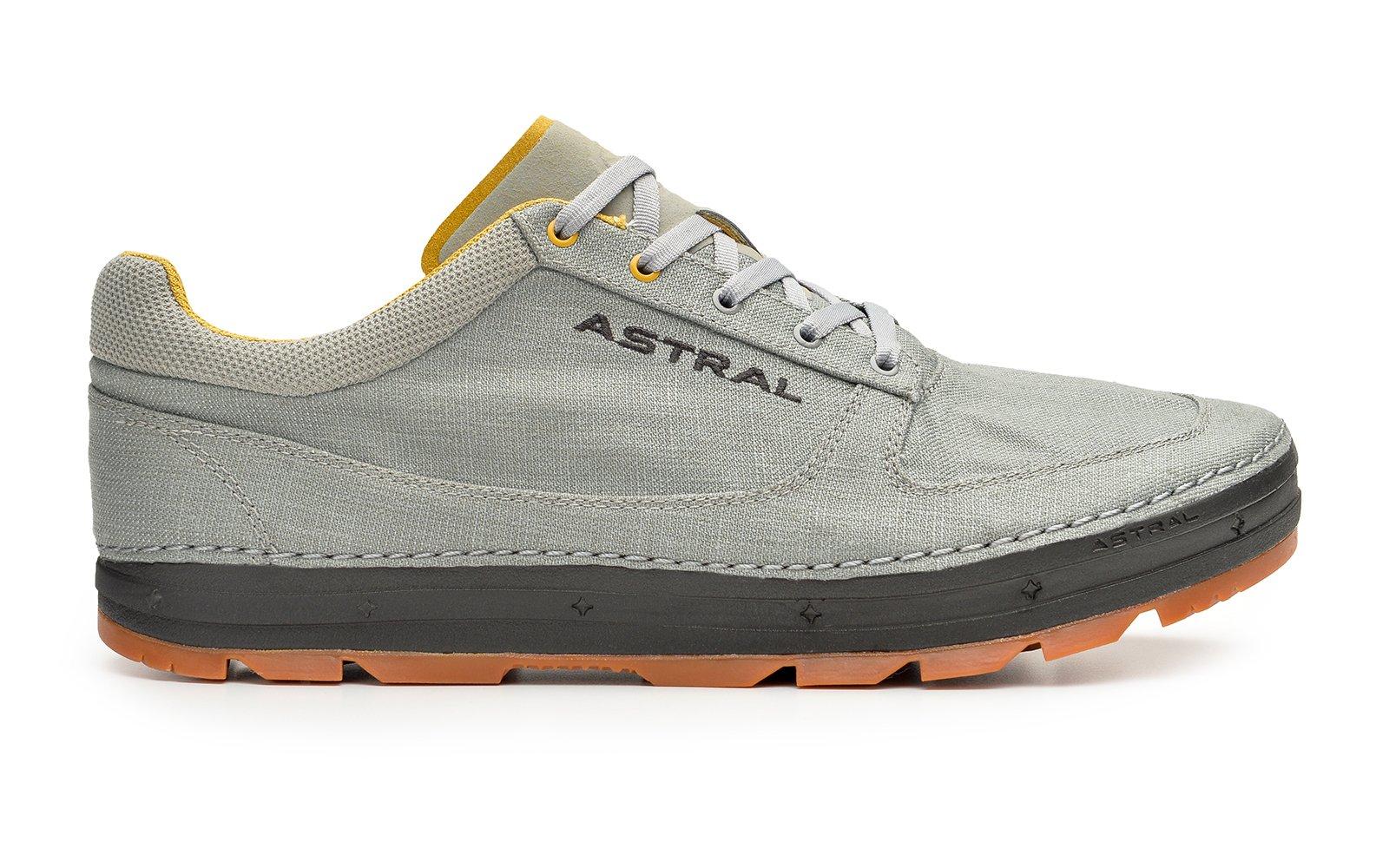 Astral Hemp Donner Men's Water Hiking Shoe - Gray/Black - M9