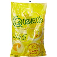 Quavers Cheese Chips, 14 x 20 gm