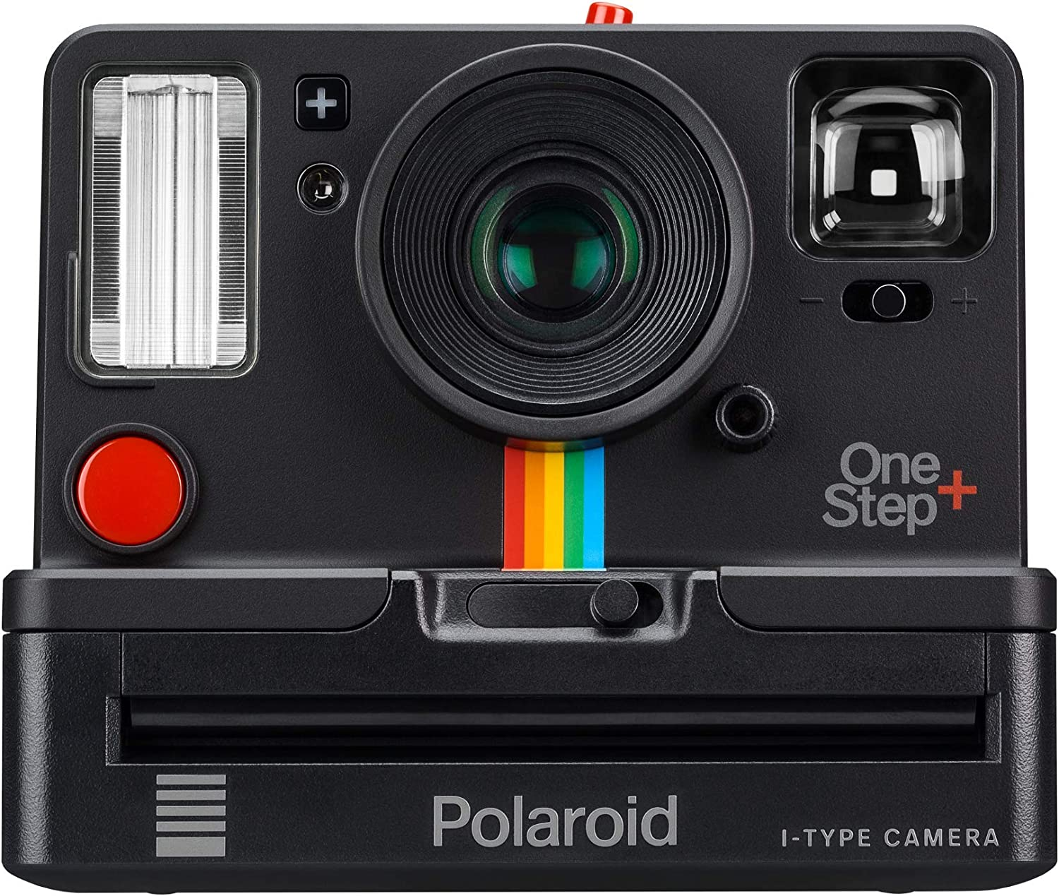 Polaroid Originals Onestep Black 9010 Bluetooth Connected Instant Film Camera Camera Photo