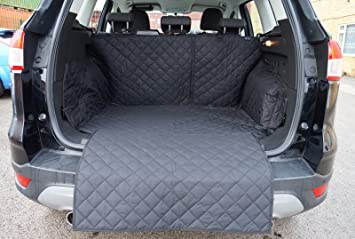UK Custom Covers QBL230B Tailored Quilted Boot Liner Mat