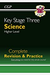 New KS3 Science Complete Study & Practice-Higher (CGP KS3 Science) Kindle Edition