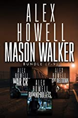 The Mason Walker Bundle (7 to 9) Kindle Edition