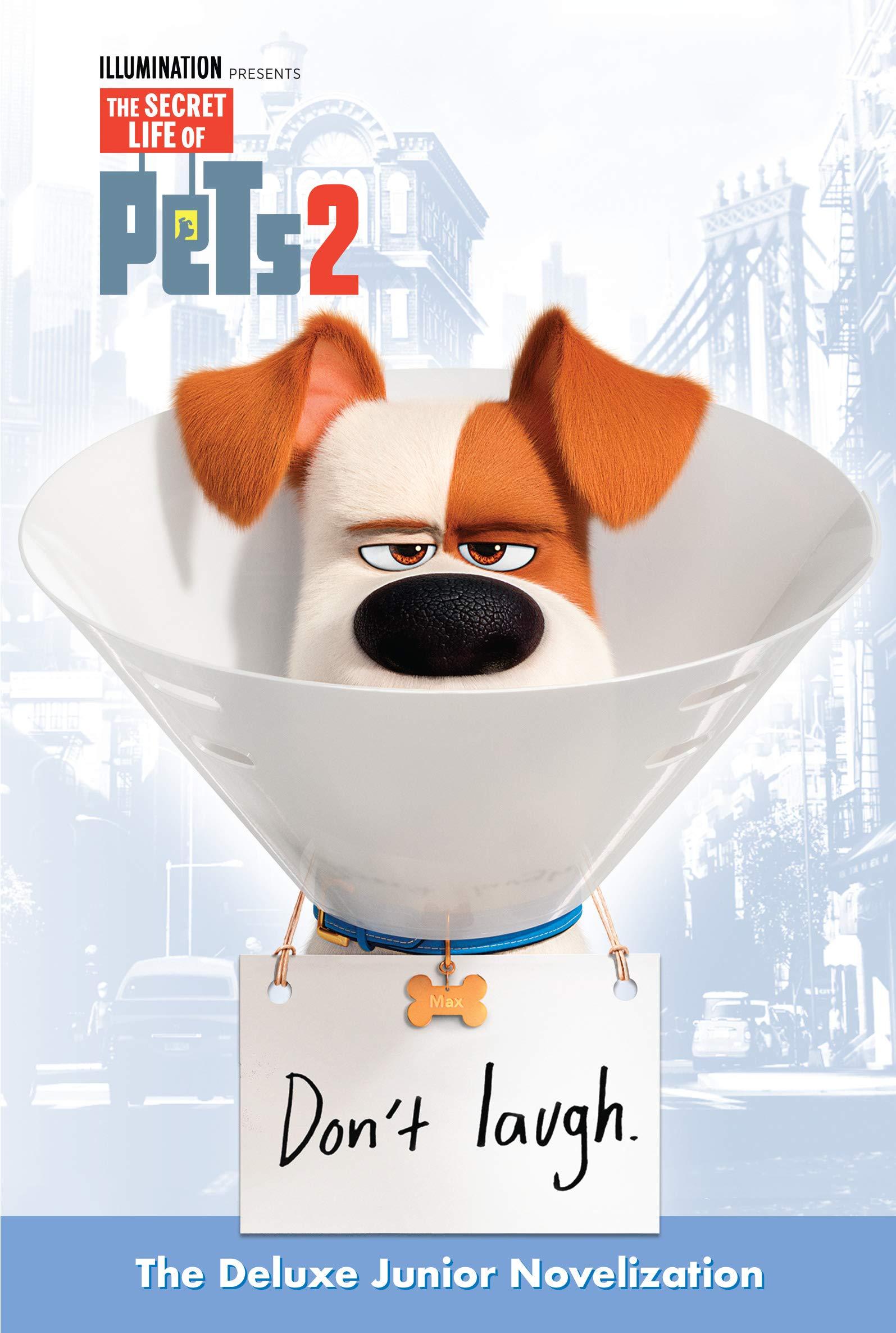 The Secret Life Of Pets 2 Deluxe Junior Novelization The Secret Life Of Pets 2 Lewman David 9781984849915 Amazon Com Books