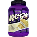 Syntrax Nectar Sweets, Native Grass-Fed Whey Protein Isolate, Vanilla Bean Torte, 32 Ounce