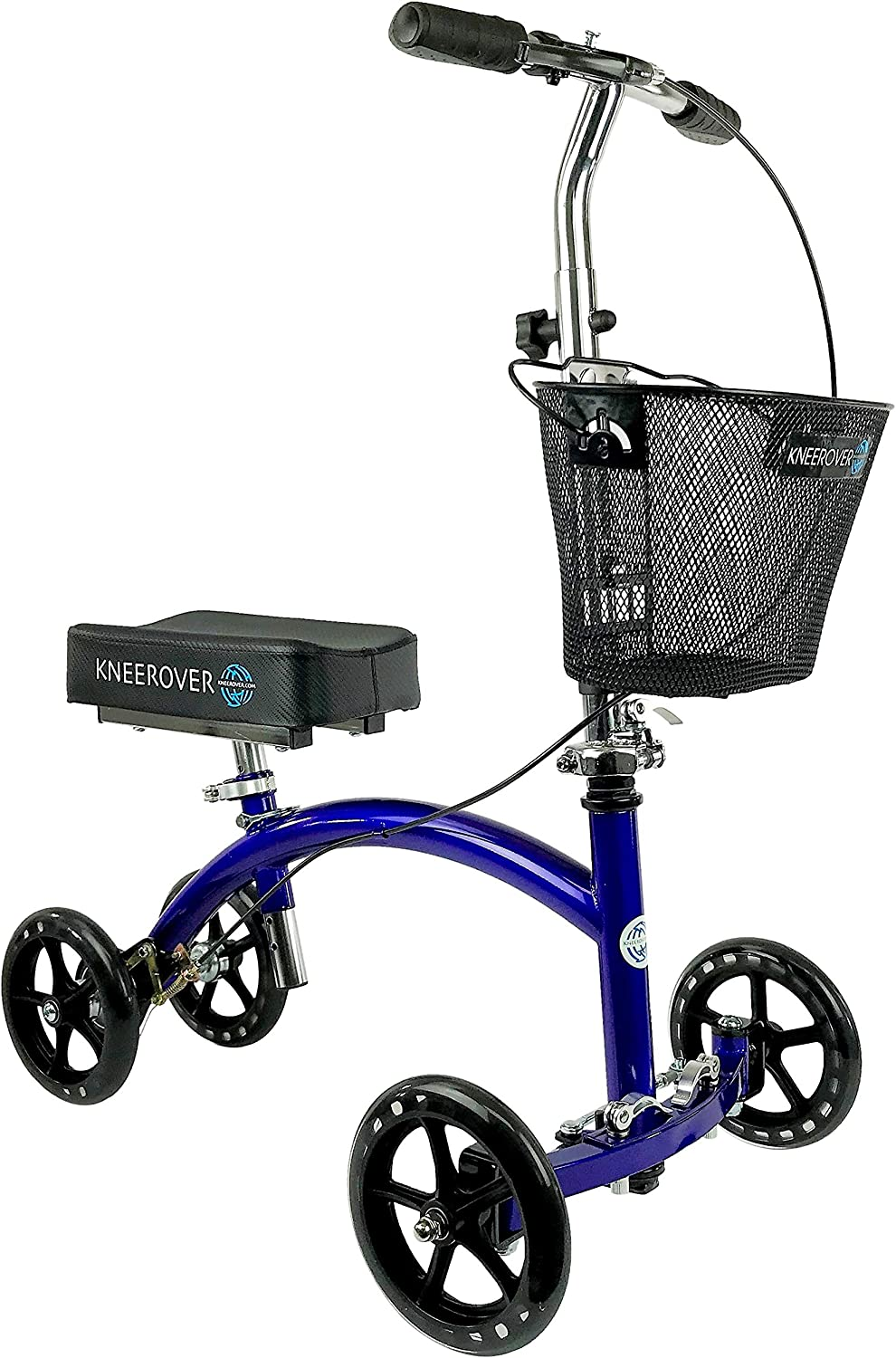 KneeRover Deluxe Steerable Knee Scooter