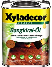 Xyladecor 5089014 Bangkiraiöl 5 L Bangkirai-Öl 5L