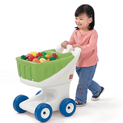 Step2 Little Helper's Kids Grocery Cart: Toys & Games