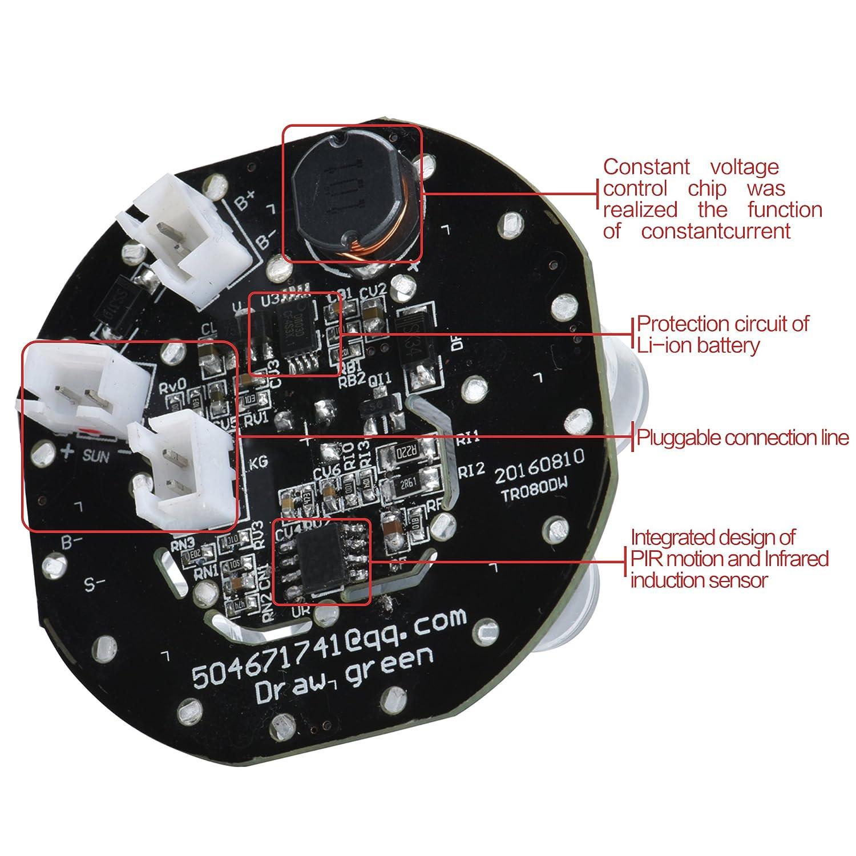 81M-1j9c20L._SL1500_ Wunderschöne Bewegungsmelder Außen Mit Batterie Dekorationen