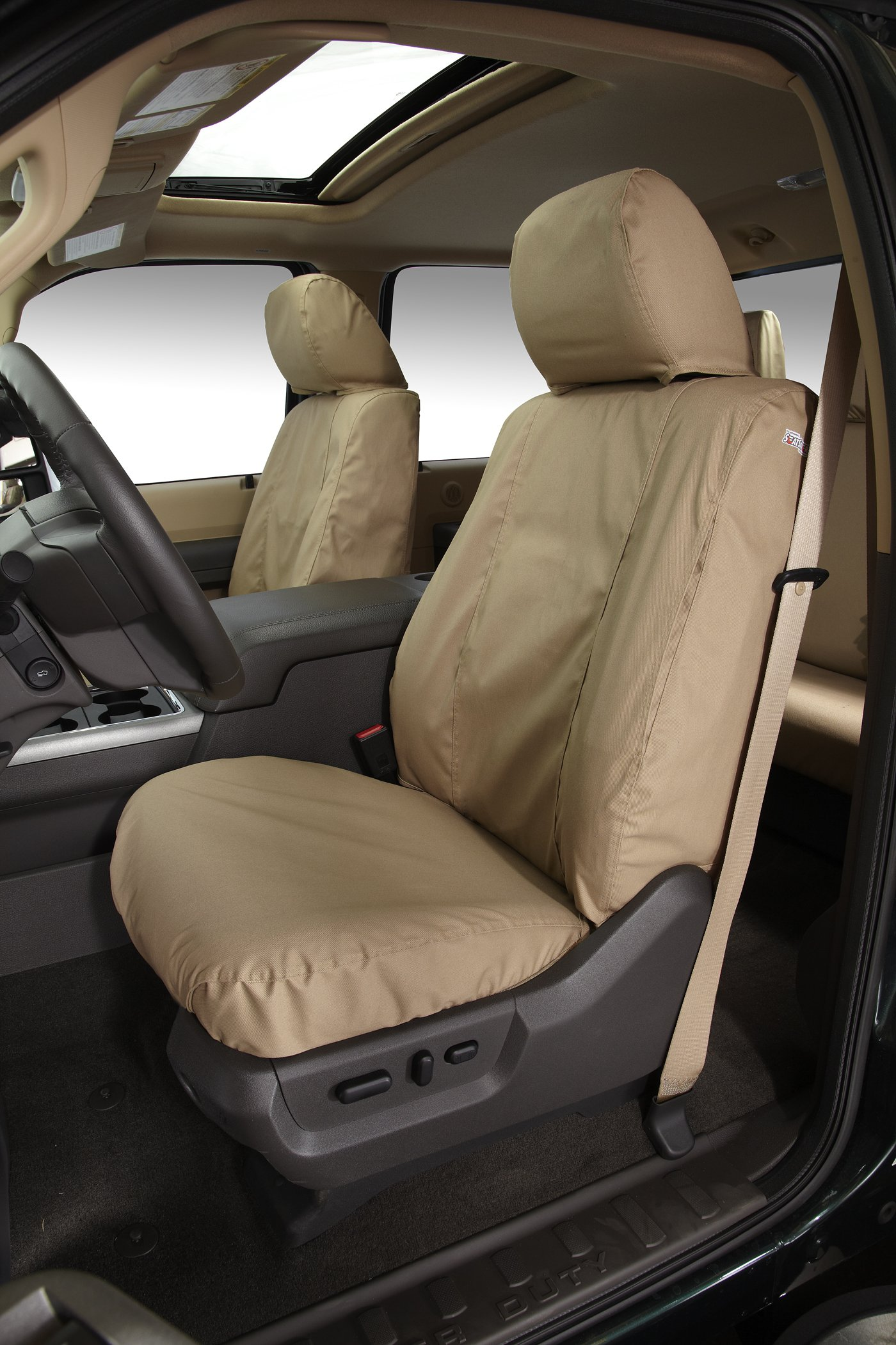 Covercraft SS8348WFGY Seat Cover, Vehicle Protection, Seat Covers