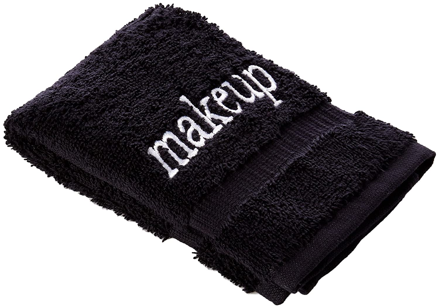 Luxury Black Cloth 100% Genuine Turkish Cotton Make up Cleansing (Set of 6) Chakir Turkish Linens HC-MK-BLK-ST-1